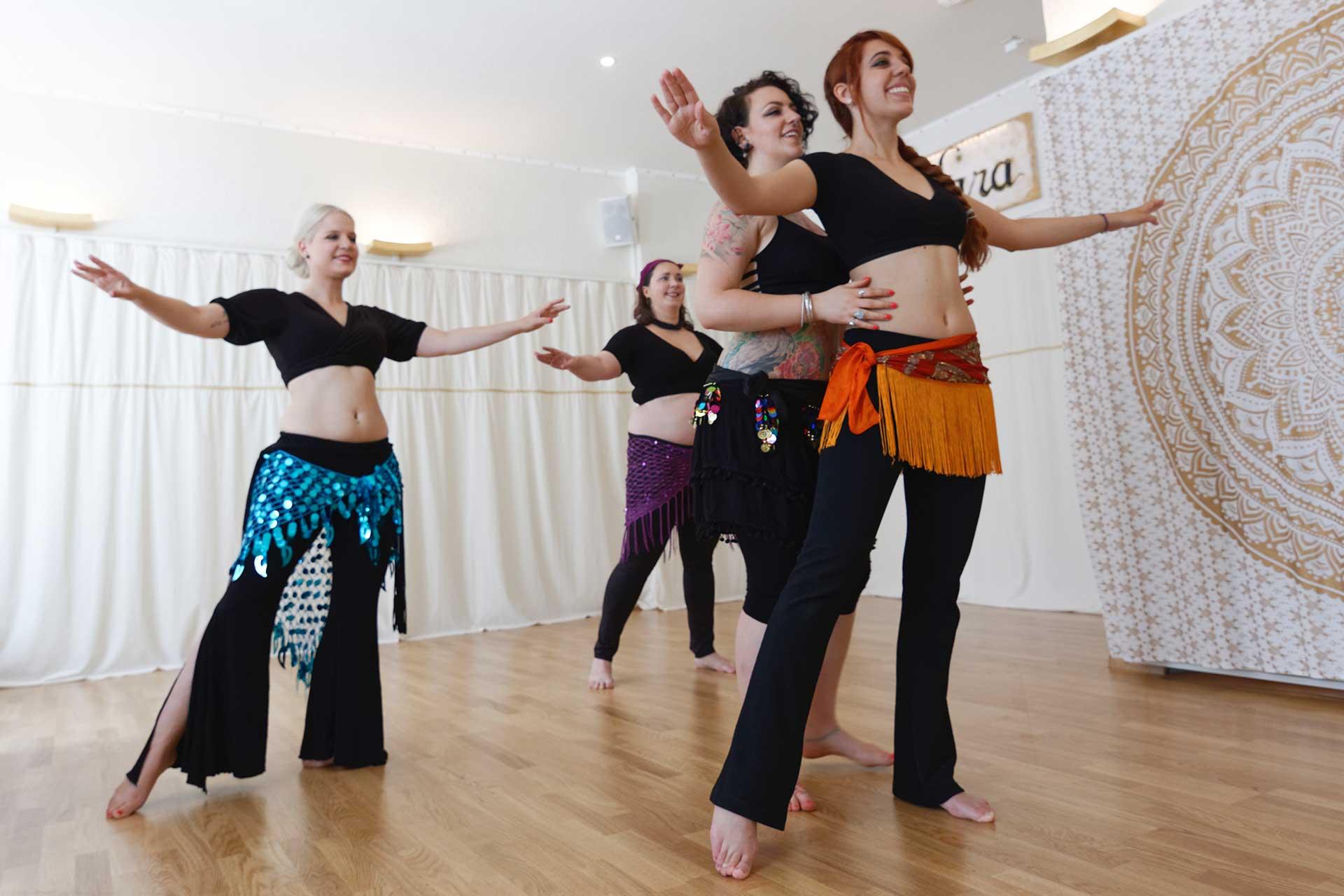 Tanzstern Sitara, Tanzstudio Magdeburg, Deine erste Tanzstunde, Bauchtanz, Belly Dance,